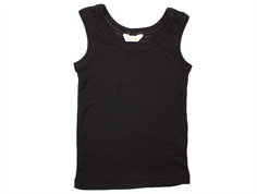 Joha undershirt black wool/silk